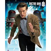Doctor Who Daleks - Mini Poster - 40 x 50cm