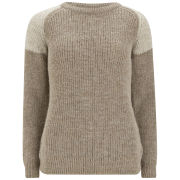 IRO Women's Piper Wool Jumper - Brown