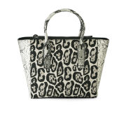Ted Baker Exotic Shoulder Tote Bag - Black