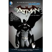 Batman Volume 2: The City of Owls Paperback (The New 52)