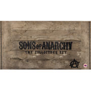 Sons of Anarchy Collectors 1-7 Box Set