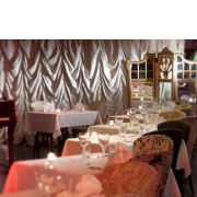 Dinner for Two with a Cabaret Show at Volupte (Special Offer)