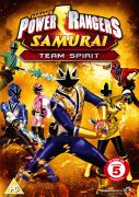 Power Rangers Samurai: Team Spirit - Volume 3
