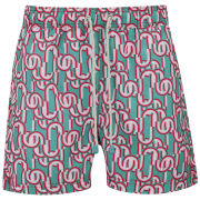 Oiler & Boiler Men's Classic Swim Shorts - Cool Mint