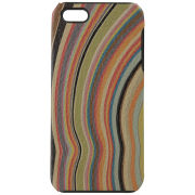 Paul Smith Accessories Women's Moulded iPhone 5 Case - Multi Swirl