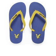 Lyle & Scott Men's Brora Flip Flops - Shallow End