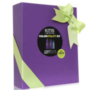 KMS California Colorvitality Shampoo, Conditioner & Medium Hold Hairspray Trio (worth £40.50)