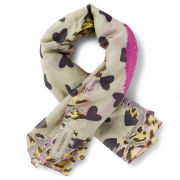 Codello Kiss My Lips Scarf - Beige