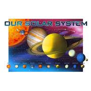 Solar System - Lenticular Poster - 47 x 67cm