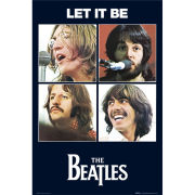 The Beatles Let it Be - Maxi Poster - 61 x 91.5cm