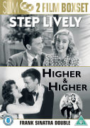 DVDs Step Lively/Higher And Higher