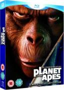 The Planet of the Apes - 5 Movie Collector's Edition