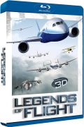 IMAX: Legends of Flight 3D (Includes both 3D and 2D Versions)