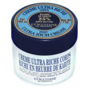 L'Occitane Ultra Rich Shea Body Butter Cream 200ml