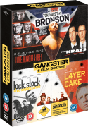 British Gangster Box Set - Slimline Version