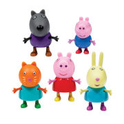 Peppa Pig 5-Figure Generic Pack