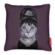 Pets Rock Breakfast Cushion