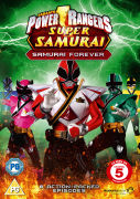 Power Rangers Super Samurai: Samurai Forever - Volume 3
