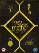 How I Met Your Mother - Seasons 1-9
