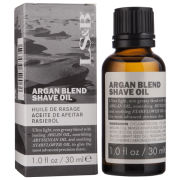 Lock, Stock & Barrel Argan Blend Shave Oil 30ml