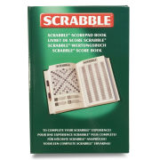 Scrabble Scorepad Book
