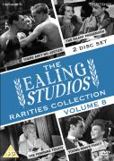 The Ealing Studios Rarities Collection - Volume 8  (The Feminine Touch / Young Man's Fancy / There Ain't No Justice / The Silent Passenger)