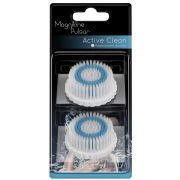 Magnitone Active Clean Replacement Brush Head (2 Pack)