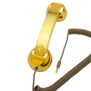 POP Gold Phone Handset