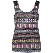 Vero Moda Women's Indiana Aztec Top - Multi