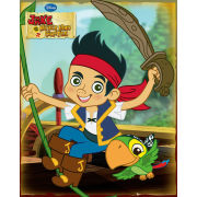 Jake and the Neverland Pirates Jake - Mini Poster - 40 x 50cm