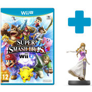 Super Smash Bros. for Wii U + Zelda No.13 amiibo