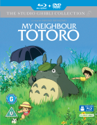 My Neighbour Totoro - Double Play (Blu-Ray en DVD)