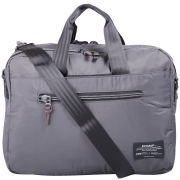 Ecoalf Cambridge Organiser Backpack - Anthracite