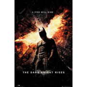 Batman The Dark Knight Rises One Sheet - Maxi Poster - 61 x 91.5cm