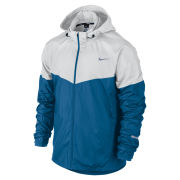 Nike Men's Vapor Running Jacket - Military Blue