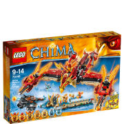 LEGO Legends of Chima: Flying Phoenix Fire Temple (70146)