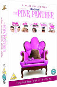 The Pink Panther Film Collection Box Set
