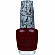 OPI Red Shatter Top Coat 15ml
