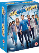 The Big Bang Theory - Seasons 1-6