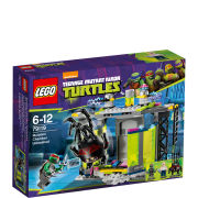 LEGO Ninja Turtles [TM]: Mutation Chamber Unleashed (79119)