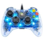 AfterGlow Wired Xbox 360 Controller - Blue
