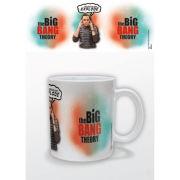 Big Bang Theory Explode Mug