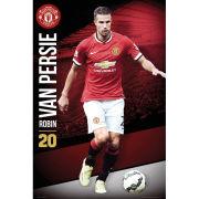 Manchester United Van Persie 14/15  - Maxi Poster - 61 x 91.5cm