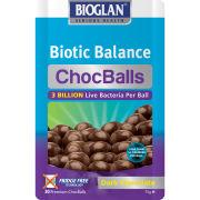 Bioglan Biotic Balance Choc Balls Dark (30 Balls)