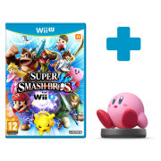 Super Smash Bros. for Wii U + Kirby No.11 amiibo