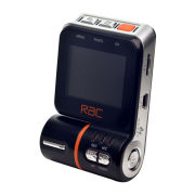 RAC Dashboard Car Video Recorder Camera with G-Sensor