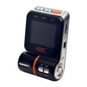 RAC Dashboard Car Video Recorder Camera with G-Sensor