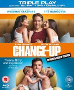 The Change-Up - Triple Play (Includes Blu-Ray, DVD and Digital Copy)