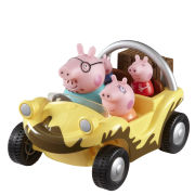 Peppa Pig's Adventure Buggy (With Sound)