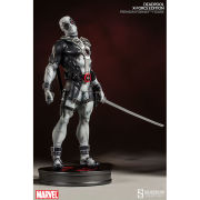Sideshow Collectables Marvel Deadpool X-Force 20 Inch Figure